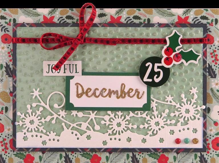 Joyful December 25